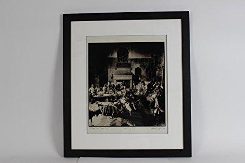 rolling-stones-beggars-banquet-sepia-michael-joseph-print-signed-le-15-30-20x-24