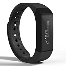buy Modroid® I5 Plustouch Screen Bluetooth Smart Wristband Smart Watch Fitness Tracker(Black)