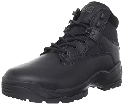 5.11 Men's ATAC 6 Inches Side Zip Boot,Black,10 M US
