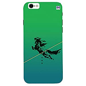 Jumping Horse - Mobile Back Case Cover For Apple Iphone 7