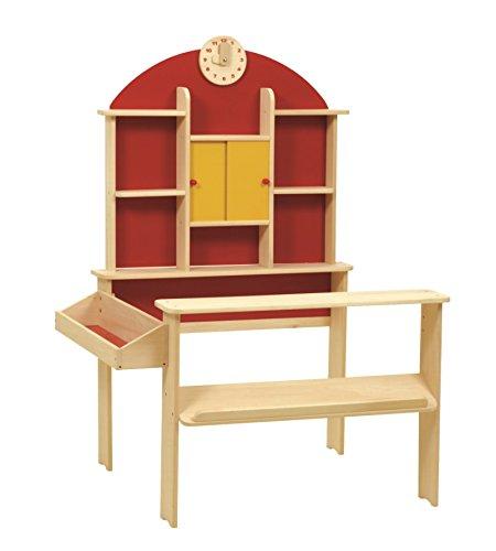 Roba Kaufladen Aus Holz Inklusive KaufladenzubehOr ~ Pin Details Zu Roba Kaufladen Marktstand 92806 on Pinterest