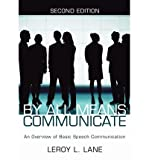 img - for By All Means Communicate: An Overview of Basic Speech Communication (Paperback) - Common book / textbook / text book