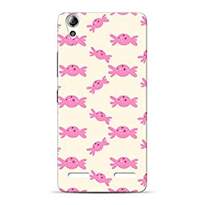 Mobile Back Cover For Lenovo A6000 (Printed Designer Case)