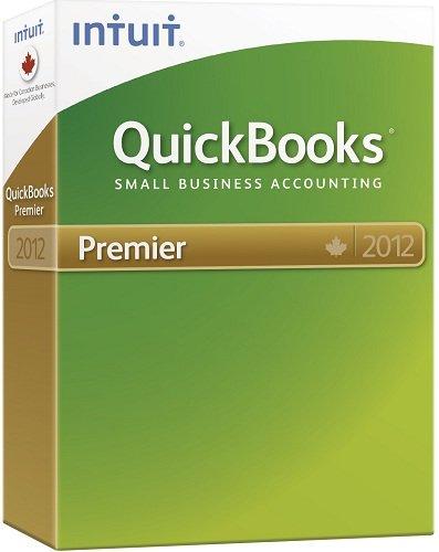 Quickbooks Premier 2012 Win
