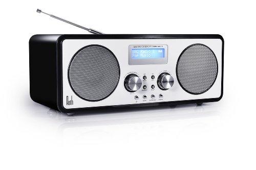Roth DBT-003 DAB+/FM/Bluetooth Radio - Black Black Friday & Cyber Monday 2014