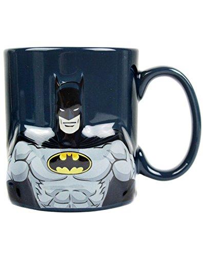 Official Batman Embossed Mug