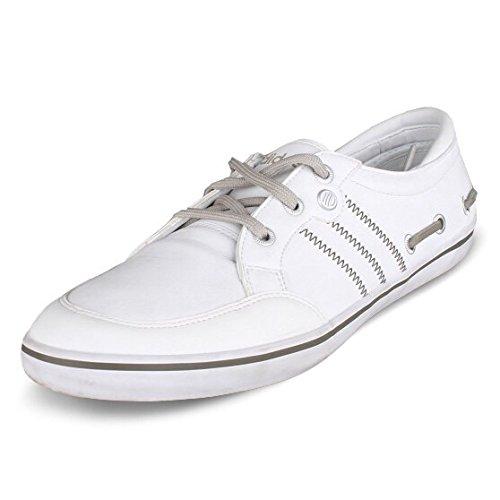 adidas, Sneaker uomo Bianco bianco, Bianco (bianco), 7 1/2