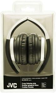 Low priced  JVC Riptide Portable Headband Headphones