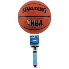Buy Basketball + Pump - Intermediate Size