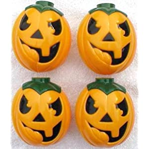 Click to read our review of Halloween Outdoor Lights: Pumpkin Party String lights Halloween Patio Lighting c7