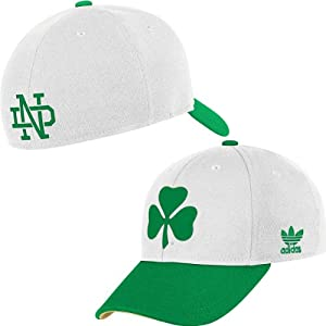 Buy Adidas Notre Dame Fighting Irish Structred Flex Hat by adidas