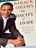 Image of The Audacity Of Hope - Thoughts On Reclaiming The American Dream
