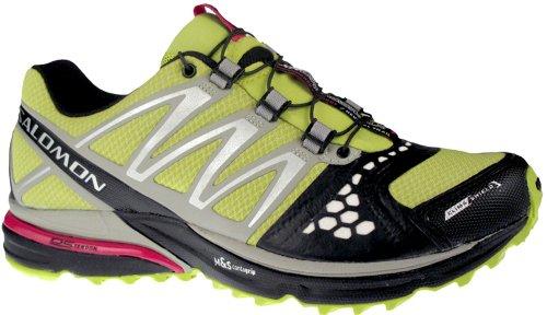 Salomon Lady XR Crossmax Neutral CS Trail Running Shoes - 8 - Green