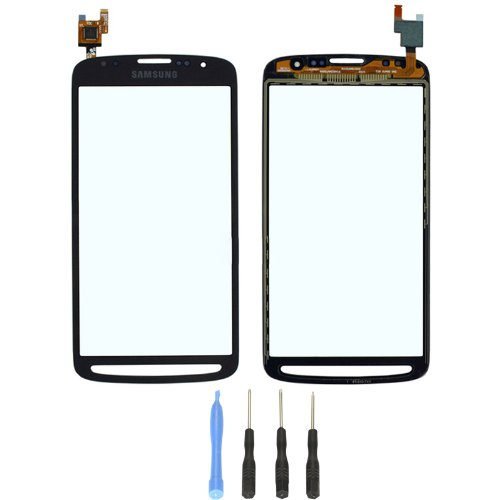 Touch Screen Glass Digitizer For Samsung Galaxy S4 Active i9295 i537 with free tools (Not include LCD) (Samsung S4 Lcd Replacement compare prices)