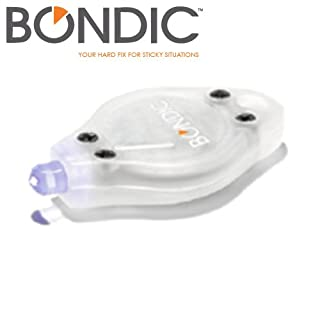 Bondic® (Replacement LED Light) The World's First Liquid Plastic Welder! Bond, Build, Fix and Fill Almost Anything in Seconds! Your Hard Fix For Sticky Situations. (Bondic® Replacement LED Light)