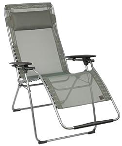 lafuma futura clipper xl mesh outdoor recliner forest patio furniture sale. Black Bedroom Furniture Sets. Home Design Ideas