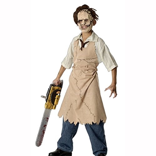 The Texas Chainsaw Massacre 3D Child's Leatherface Costume