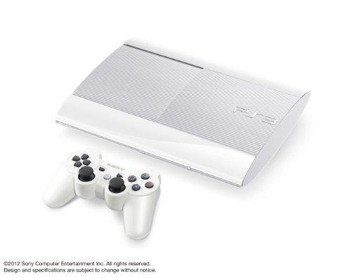 PlayStation3 250GB クラシック・ホワイト (4000B LW)