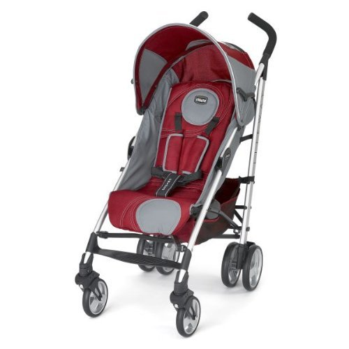 Chicco Liteway Stroller, Magma (Discontinued by Manufacturer)