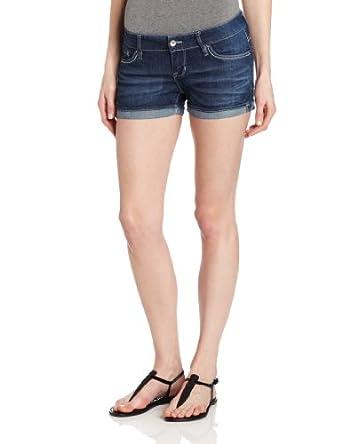 Amazon.com: Levi's Juniors Catalina Shorty Short, Plymouth, 1