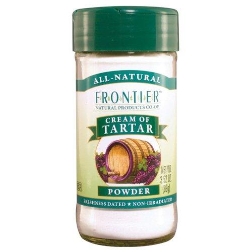 Frontier Cream Of Tartar, 3.52-Ounce Bottles (Pack Of 3) front-748884