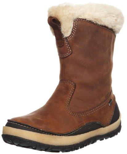 Merrell Women's Taiga Zip Wtpf Grain Camel Mid Calf Boots J68546 7 UK, 40.5 EU
