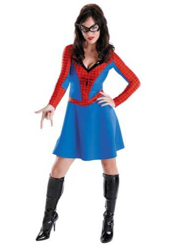 Womens Spiderman Costume Movie Costumes Long Sleeve Spiderman Costume