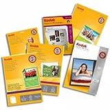 Kodak Ultra Premium Inkjet Photo Paper (20 Sheets, 280g) Satin