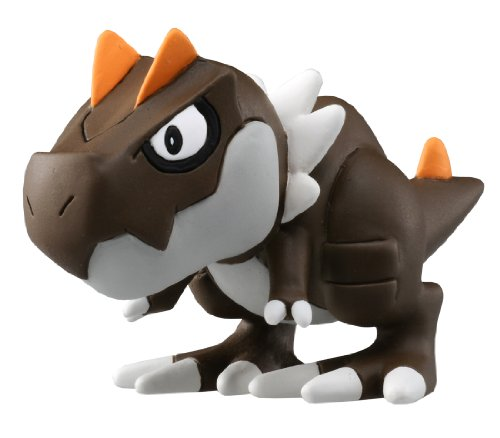 Takaratomy Official Pokemon X and Y MC-031 Figure - Tyrunt/Chigoras - 1