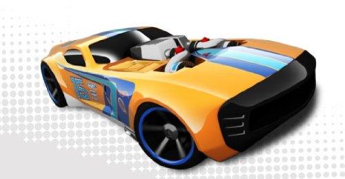 Hot Wheels Orange Nitro Doorslammer 74/247 - 1