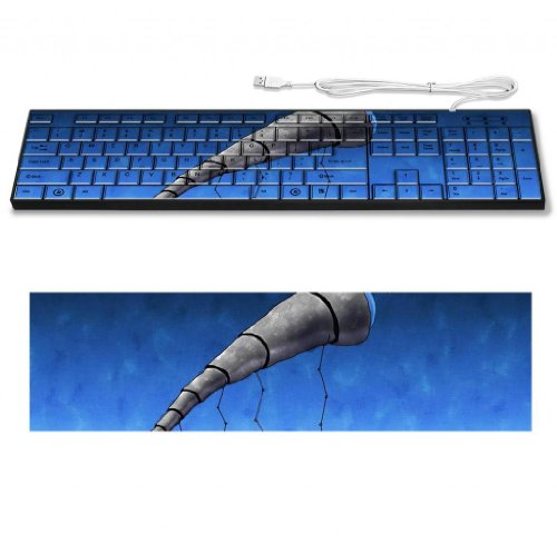 Moon Viewing Telescope Extension Sky Keyboard Customized Made To Order Support Ready 16 7/8 Inch (430Mm) X 4 7/8 Inch (125Mm) X 15/16 Inch (25Mm) High Quality Msd Key Board Boards Desktop Laptop Key_Board Comfortable Computer Accessories Cute Gaming Gear