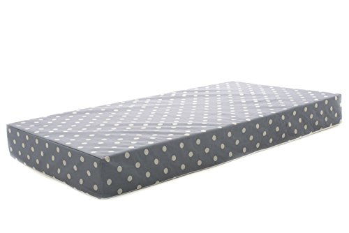 For Sale! Milliard Hypoallergenic Baby Crib Mattress or Toddler Bed Mattress With Waterproof Encasem...