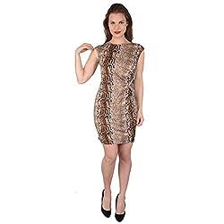 Tenn Women's Mini Dress (CRAP11NSXS_Small_Multi)