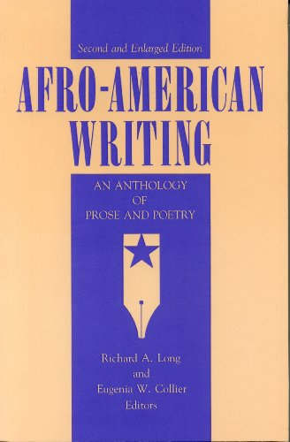 Afro-American Writing