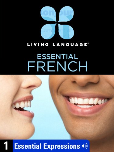 Essential French, Lesson 1: Essential Expressions