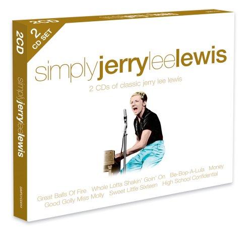 CD : Jerry Lee Lewis - Simply Jerry Lee Lewis (United Kingdom - Import)