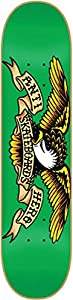 Anti Hero Classic Eagle Medium Deck 7.81 Green Skateboard Decks