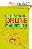 Erfolgreiches Online-Marketing: Schritt f�r Schritt zum Ziel
