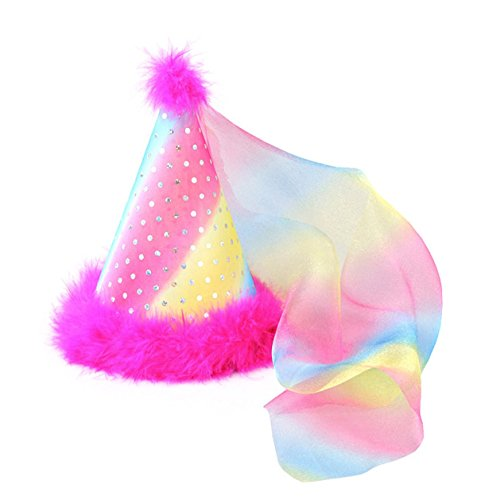 Birthday-Party-Hat-Rainbow-Sparkle-Kids-Party-Hat-Feathers