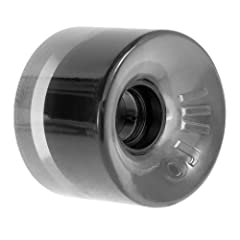 Buy OJ Hot Juice Trans Black 78a Skateboard Wheel, 60 - mm by OJ's Wheels