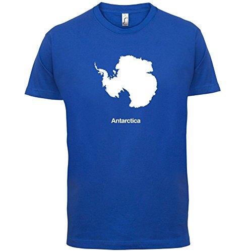 antarctica-silhouette-mens-t-shirt-royal-blue-large