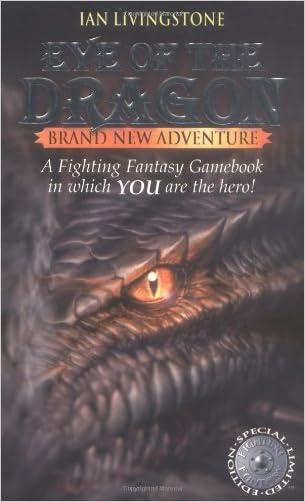 Eye of the Dragon (Fighting Fantasy)