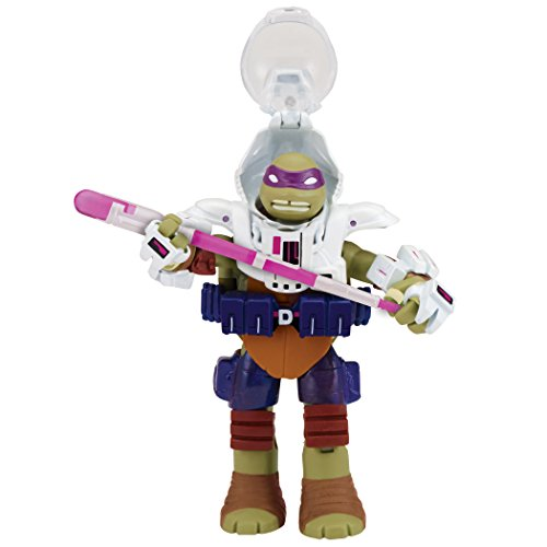 Teenage Mutant Ninja Turtles Dimension X Donatello Figure (Space Weapons Toys compare prices)