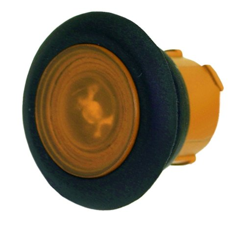 Truck-Lite Model 33 Marker & Clearance Led 3/4'' Sealed 1 Diode Pattern Yellow 33050Y