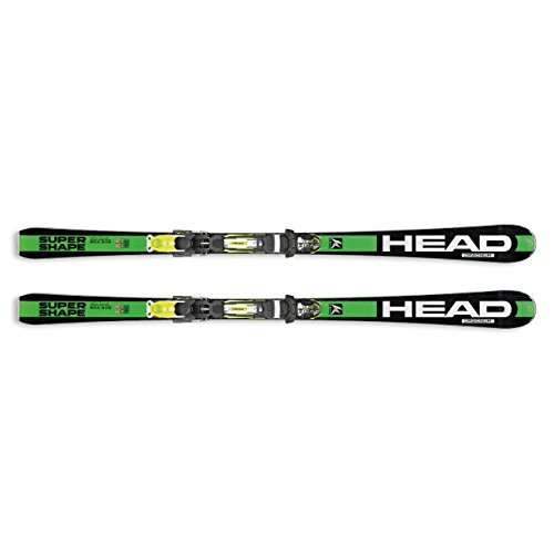 HEAD - I.SUPERSHAPE MAGNUM 170cm cod. 310125 + PRX 12 cod. 100621 - Stagione 2015/2016