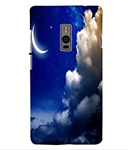 ColourCraft Beautiful Night Vision Design Back Case Cover for OnePlus Two