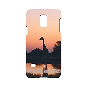 BLUEDIO Designer Printed Back case cover for Samsung Galaxy S5 - G4484