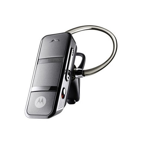 Motorola Endeavor Hx1 Bluetooth Headset (Shield Gray)
