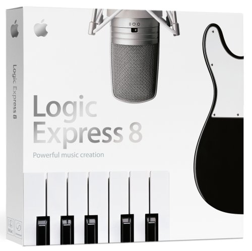 Apple Logic Express 8 [Old Version]