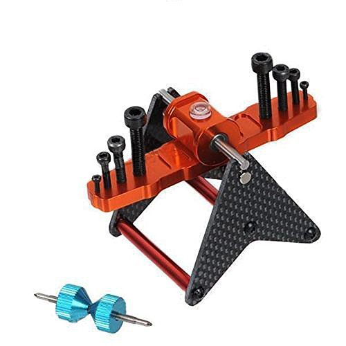 Andoer Blade Propeller Balancer for 250 450 500 600 700 RC Helicopter Multirotor Airplane